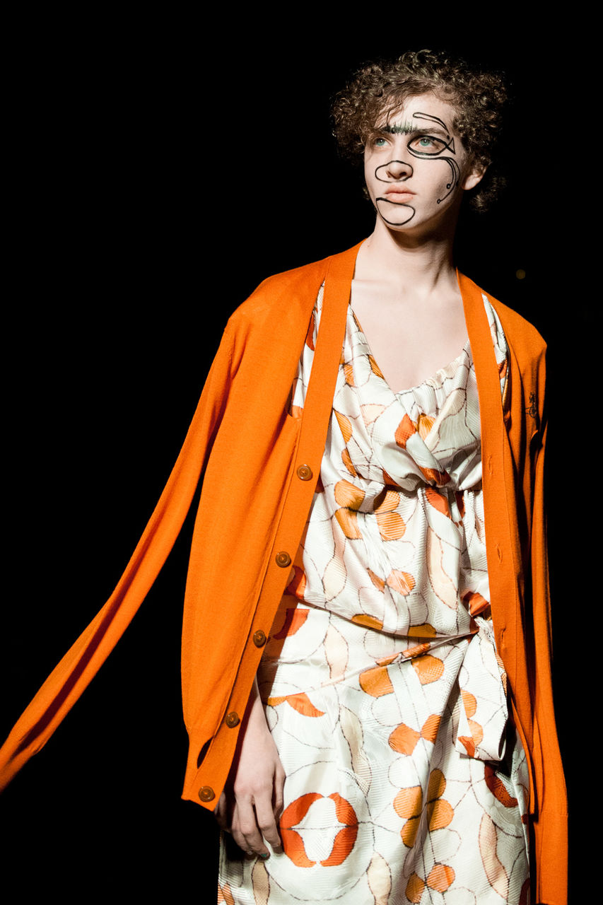 All Access at the Vivienne Westwood show as part of the Paris Fashion Week Womenswear Fall/Winter 2015/16 on March 7, 2015 in Paris, France.