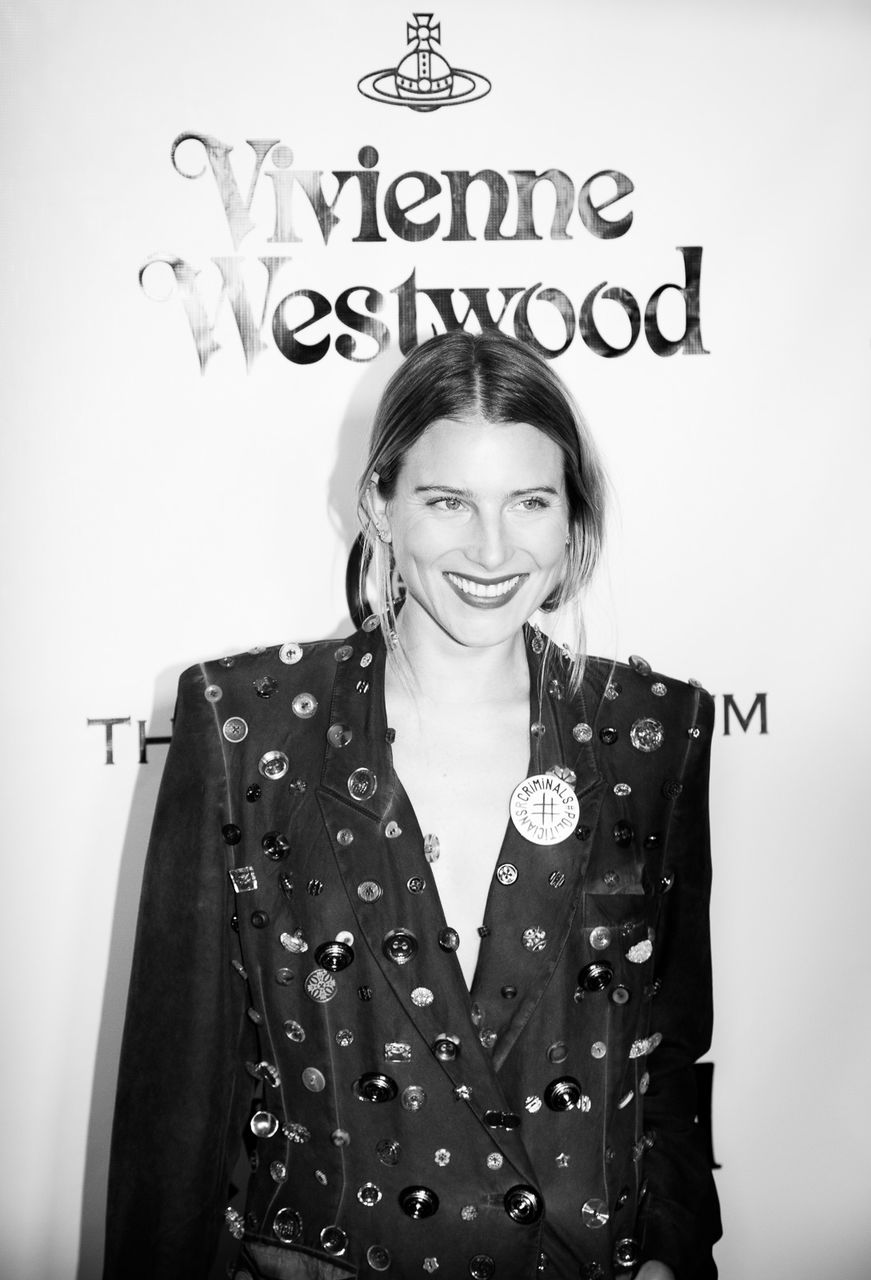 Fashion model and actress Dree Hemingway attends The Art of Elysium 2016 HEAVEN Gala presented by Vivienne Westwood & Andreas Kronthaler at 3LABS on January 9, 2016 in Culver City, California.