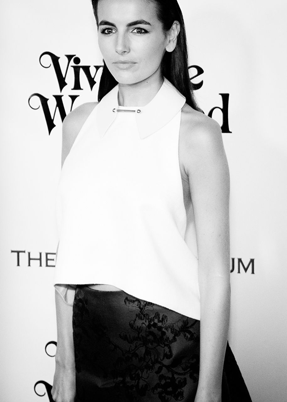 Actress Camilla Belle attends The Art of Elysium 2016 HEAVEN Gala presented by Vivienne Westwood & Andreas Kronthaler at 3LABS on January 9, 2016 in Culver City, California.
