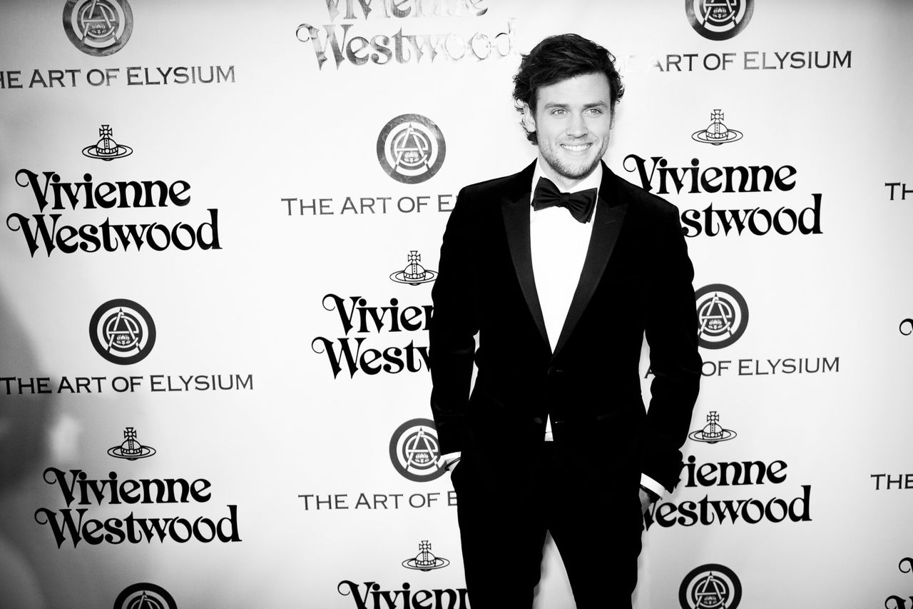 Arrivals at The Art of Elysium 2016 HEAVEN Gala presented by Vivienne Westwood & Andreas Kronthaler at 3LABS on January 9, 2016 in Culver City, California.