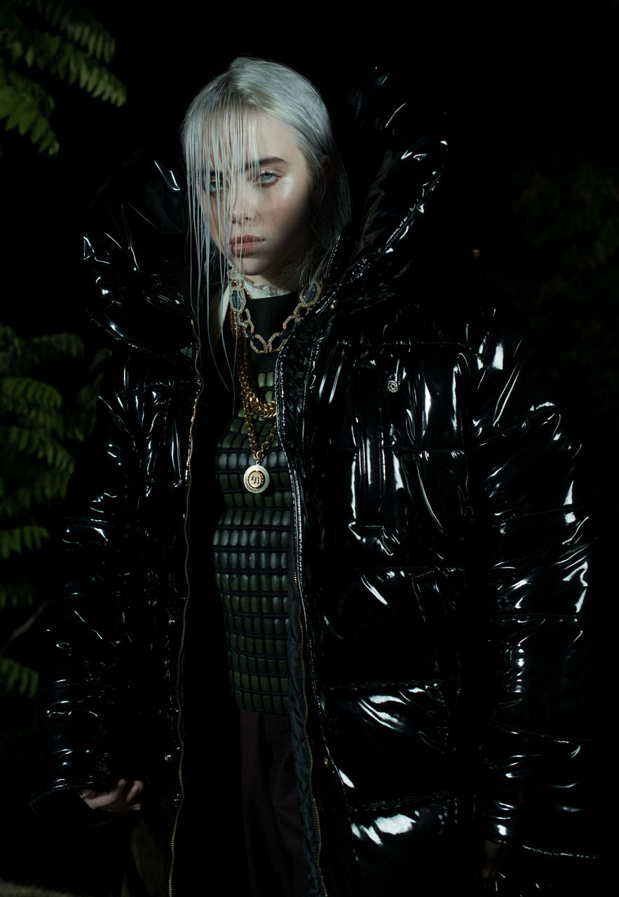 Billie Eilish for XOXO Magazine's October Print Issue